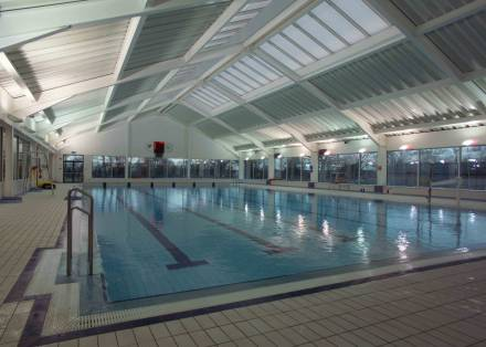 Space place for Braintree freeport swimming pool