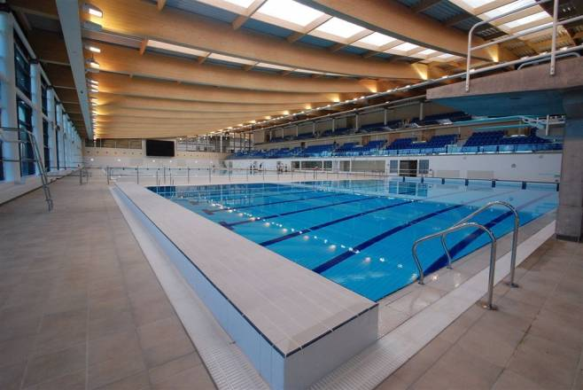 Space place - Capital tower fitness first swimming pool ...